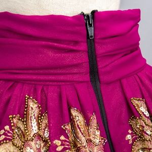 LWD Couture Skirts - Ornate skirt S gypsy formal LWD Couture